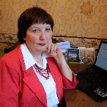 Зинаида Фёдоровна Дуванова